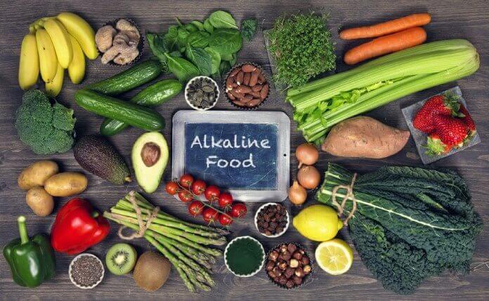 Kanseri, Obeziteyi ve Kalp Hastalığını Önleyen En İyi Alkali Gıdalar